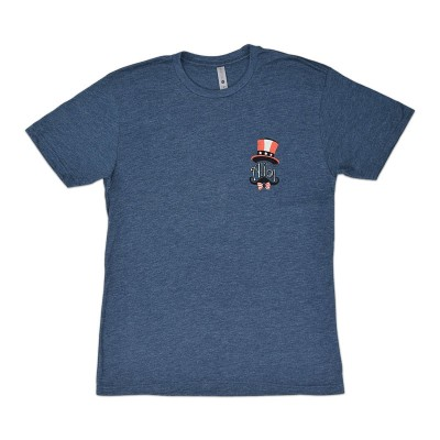 Men's Fourth of July Tee Shirt