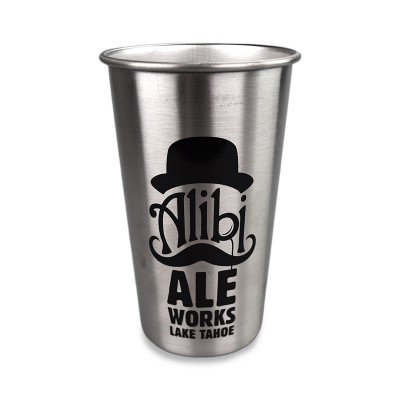 16 oz Stainless Steel Pint